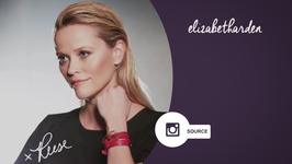 Reese Witherspoon signs on to become the face of Elizabeth Arden