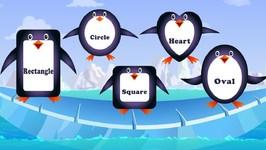 Five Little Penguins
