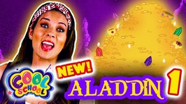 Aladdin and the Magic Lamp - New Part 1 - Story Time with Ms. Booksy