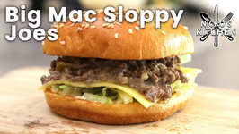 Big Mac Sloppy Joes -  So Good You Wont Want To Share