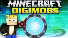 Minecraft Modded Survival - Digimobs Modded Adventures - Portal 13