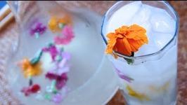Cardamom-Rose Limeade - Rule Of Yum Recipe