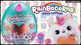 Zuru Rainbocorns Sequin Surprise Series 2