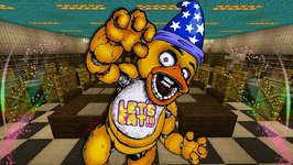 Minecraft Xbox - Five Nights At Freddy's - Wizards
