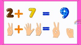 Basic Addition For Kindergarten - Adding by Two For Kids - Learn Addition For Kindergarten