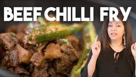 BEEF Chilli Fry - Goan Style