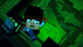 Minecraft Story Mode: Season 2 - Episode 1 - New Dimension! 3