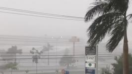 Tropical Storm Franklin Passes Through Mexico's Yucatan Peninsula
