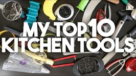 10 Must Have Kitchen GADGETS And TOOLS -Tried And Tested