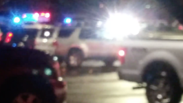 Emergency Services Arrive on Scene After Shooting Outside Jason Aldean Concert Venue