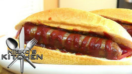 Aussie Hot Dogs (Sausage Sizzle)