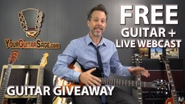 How To Create Your Own Music Without Being An Expert - Guitar Giveaway