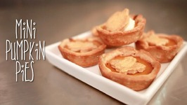 Mini Pumpkin Pies - Rule Of Yum And Get Crafty - Crafty Recipe