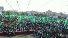 Amid Rising Tension With Israel, Hamas Celebrates 30th Anniversary of Its Founding