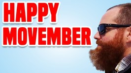 Happy Movember - Funny Beards and Mustaches Compilation