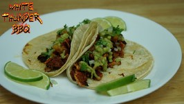 Homemade Tacos Al Pastor On The Pit Barrel Cooker