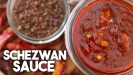 Amazing And Simple Schezwan Sauce