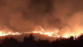 Reno Firefighters Battle Winnemucca Ranch Fire