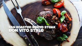 Bone-In Ribeye Steak - Don Vito Style