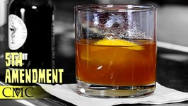 How To Make The 5th Amendment Cocktail