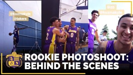 Lakers Rookies Lonzo Ball, Kyle Kuzma, Josh Hart Having Too Much Fun