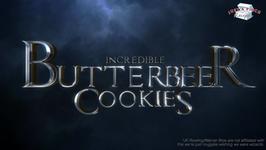 Butterbeer Cookies