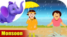 Monsoon - Learning Song For Kids