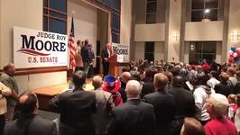 Moore Refuses to Concede, Puts Hopes in Recount Process