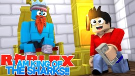 ROPO THINKS IM THE GREATEST !! Sharky Gaming - Roblox