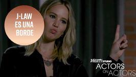 Corte de manga de Jennifer Lawrence a sus fans!