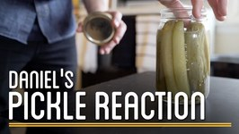 Daniel's Pickle Reaction - How To Make Everything