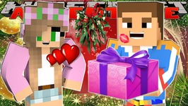 Minecraft Christmas - Little Donny - SHOPPING, A CHRISTMAS PRESENT FOR LITTLE KELLY