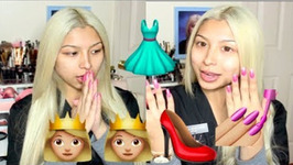 Real Talk - Trying To Look Like Edenthedoll, Cosmetology School, Sheinside Haul, & Etc