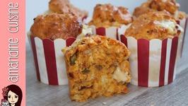 Recette De Muffins Salés Thon & Tomates Séchées