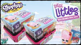 NEW Shopkins Real Littles  Series 12