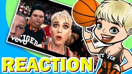 Katy Perry - Swish Swish - Official Video - Reaction