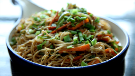 Vegetable Hakka Noodles - Indo Chinese - Recipe In Marathi By Sonali