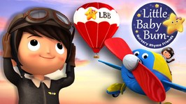 Little Baby Bum - Songs About Planes - Nursery Rhymes for Babies - Songs for Kids