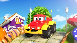 Monster Truck Dan - If You Are Happy And You Know It - Happy Song With Monster Truck Dan