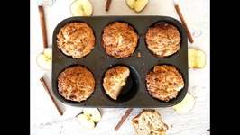 Breakfast Recipe: Apple Crumb Muffins