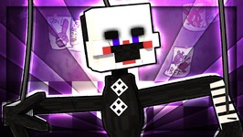 Freddy Fazbear Origins - THE MARIONETTE! - Minecraft FNAF Roleplay - 10