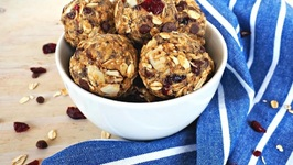 Breakfast Recipe-Healthy No Bake Energy Bites