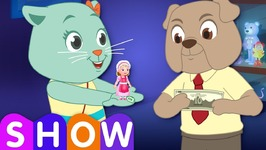 Smart Kittens Vs Sly Dog Prank SINGLE- Cutians Cartoon Show for Kids - ChuChu TV Funny Pranks