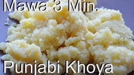 Real Khoya Or Mawa In Microwave 3 Minute Recipe