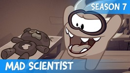 Om Nom Stories- Dream job - Mad Scientist - Halloween, Cut the Rope and GIVEAWAY