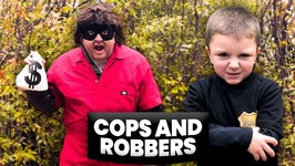 Who Stole Our Paycheck?!? Cops and Robbers Friday Payday Edition