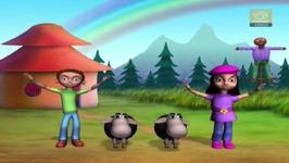 Nursery Rhymes - Little Bo Peep Has Lost Her Sheep - With Lyrics