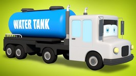 Water Tank - Unboxing Video - Learning Videos For  Children by Kids Channel