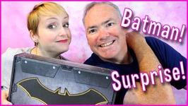 Batman Surprise Box DC Comics-Justice League Movie Let's Get Ready