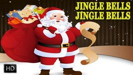 Jingle Bells Jingle Bells Jingle All The Way - Christmas Song